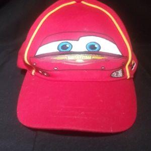 Piston cup 95 kids snap back hat